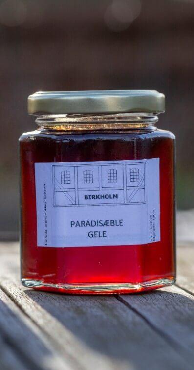 Marmelade, Gårdbutikken Birkholm